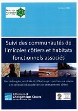 Rapport : Suivi des communautés de limicoles côtiers et habitats fonctionnels associés - Méthodologies, résultats et réflexions prospectives au service des politiques d'adaptation aux changements côtiers