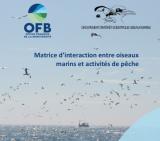 Méthodologie : Matrice d'interaction entre oiseaux marins et activités de pêche