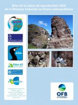 Bilan : Suivi 2020 de la reproduction de la Mouette tridactyle sur les colonies témoins des sous-régions marines Manche - Mer du Nord et Mer Celtique