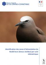 Rapport : Identification des zones d'alimentation du Noddi brun (Anous stolidus) par suivi télémétrique - Guyane